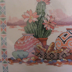 """DIMENSIONS CROSS STITCH """"A Taste Of The Southwest"""""""